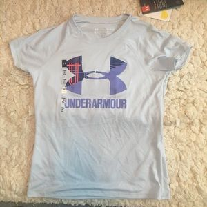 Under Armour Girls Youth Small